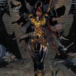 Danielle Moonstar, de los Nuevos Mutantes